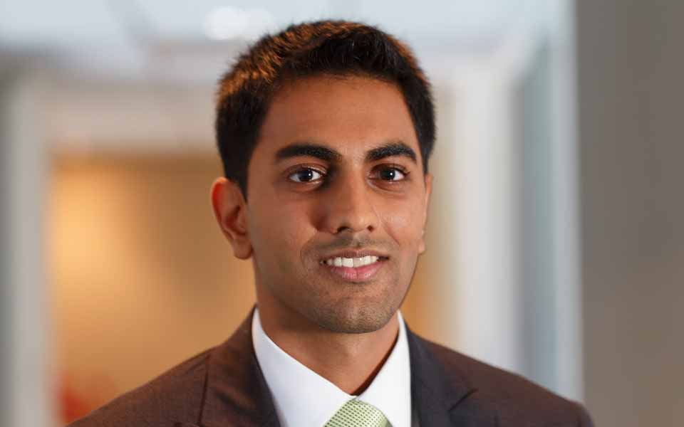 AllianceBernstein Associate - Sridar Ravi
