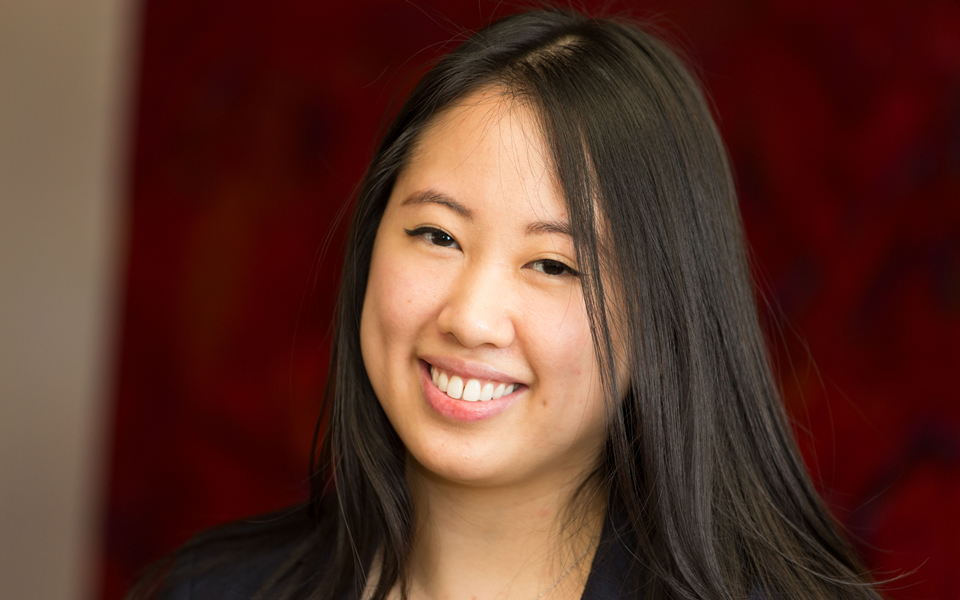 AllianceBernstein Associate - Alexandra Chan