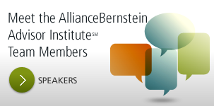 Meet the AllianceBernstein Advisor Institute Team Members