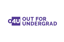 Out for Undergrad Logo