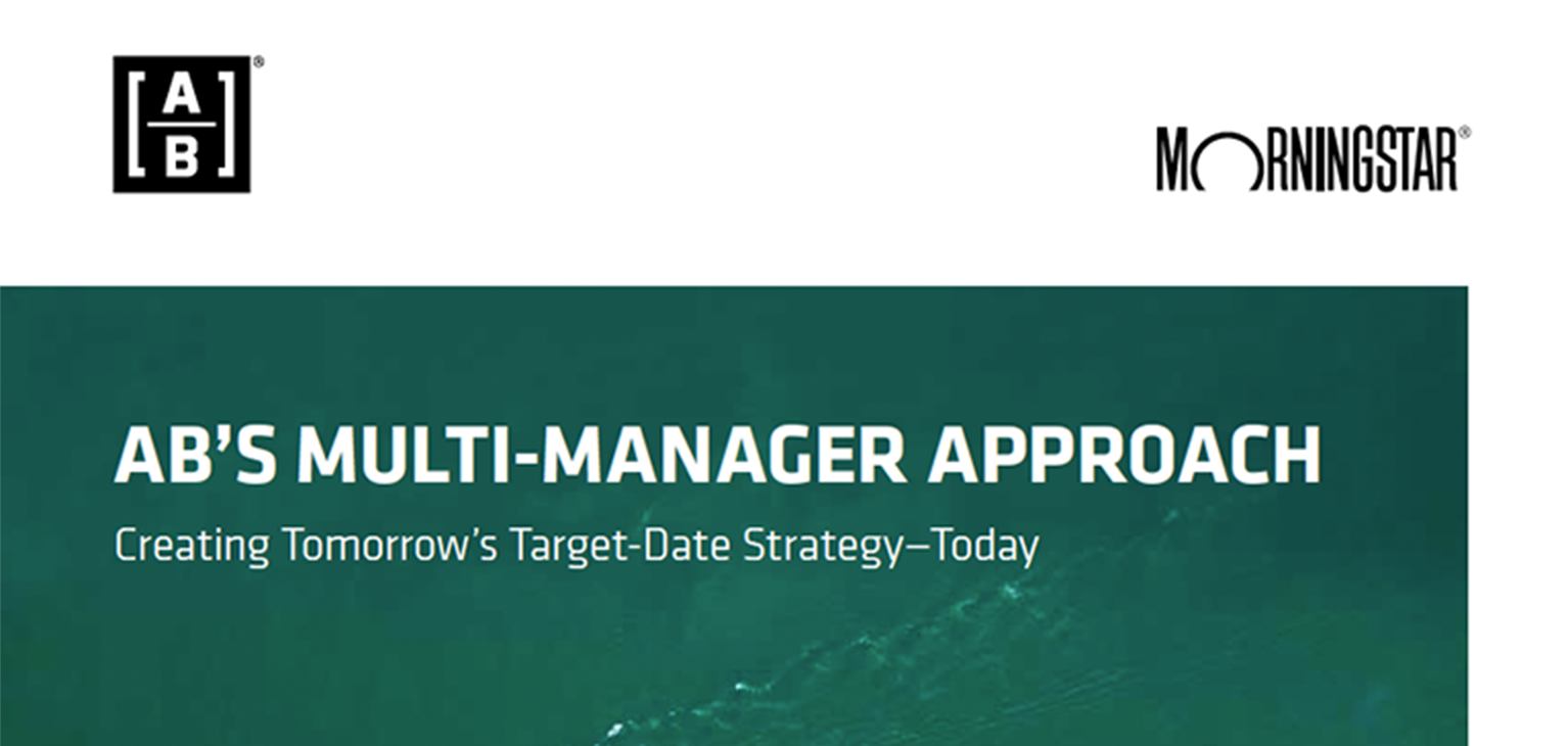 AB'S MULTI-MANAGER APPROACH