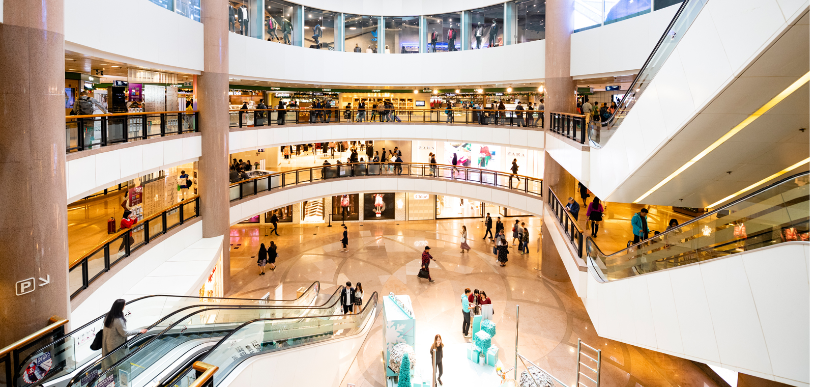 Does the American Shopping Mall Have a Future?