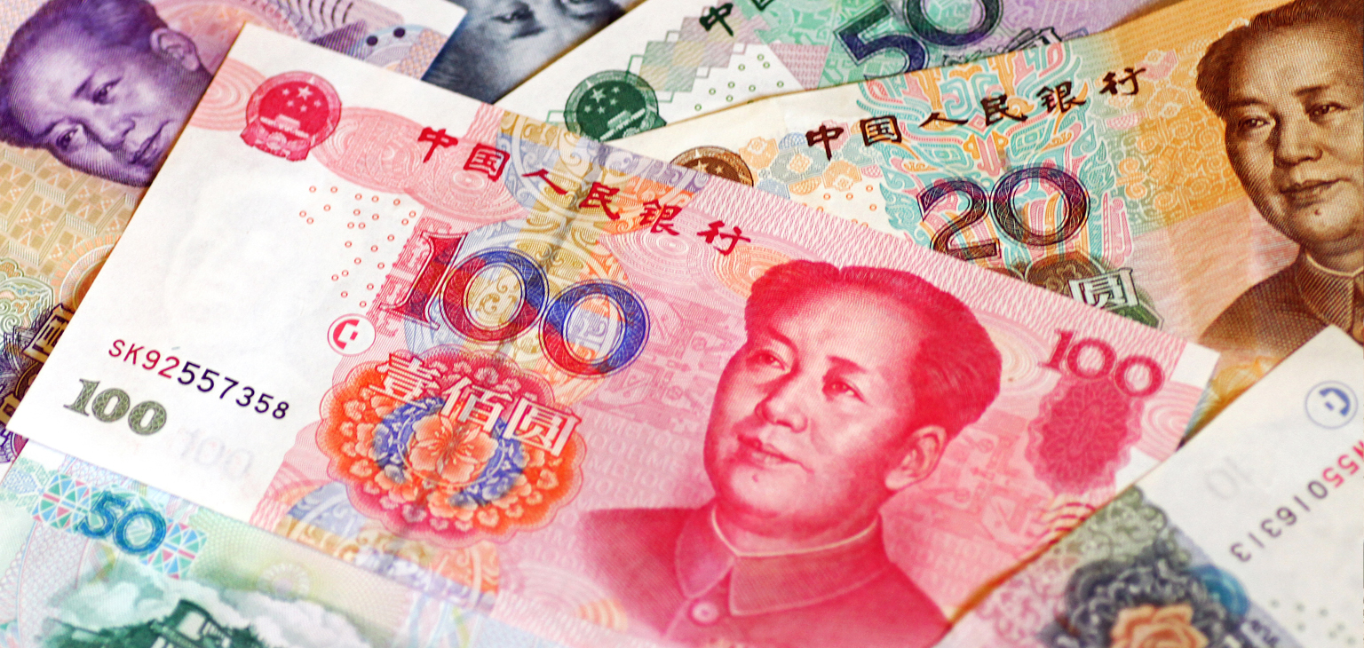 China S Currency Weakness Not As Bad